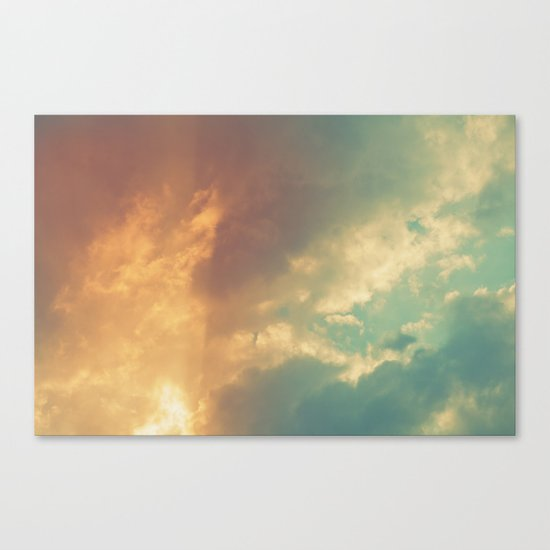 I Dreamed A Dream Canvas Print