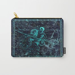 Aquarius, Constellation map, Zodiac, Sign sky, Stars, Universe, astrology, astrological Carry-All Pouch