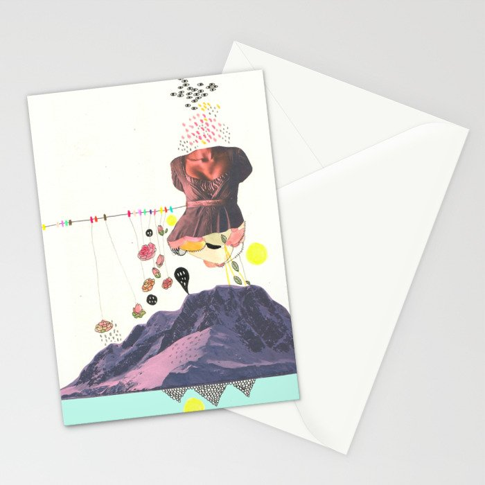 In a Pretty Land---for RVLVR Stationery Cards