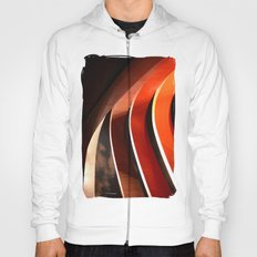 Ornage Curves Hoody