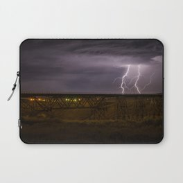 Electric Bridge Laptop Sleeve