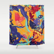Vespertine  Shower Curtain