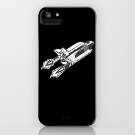 Rocket Astronaut Space Universe iPhone Case