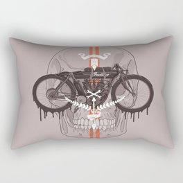 Board Track Racer Rectangular Pillow