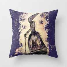 The Hag Throw Pillow