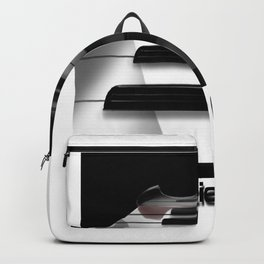 Piano - by HS Design Backpack