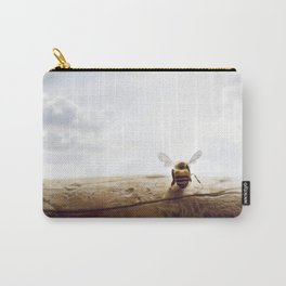 unbearable lightness of bee-ing Carry-All Pouch