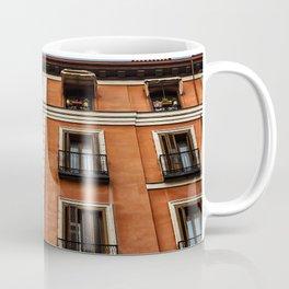 Madrid Old Buildings Coffee Mug