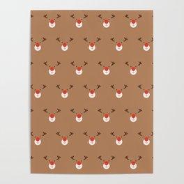 Rudolph Clones Poster