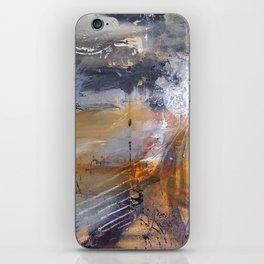 Volatile desire iPhone Skin