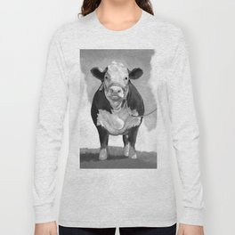 Welcome to the Pasture Long Sleeve T-shirt