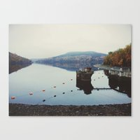vermont Canvas Prints featuring Vermont by Roger Sieber