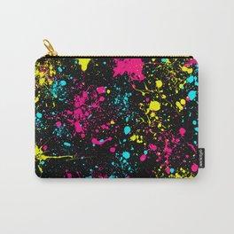 Splatter Art Carry-All Pouch
