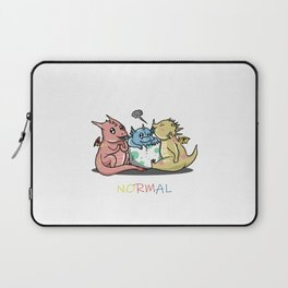 Magical Dragons Autism Awareness Day Autistic Gift Laptop Sleeve