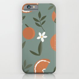Fresh Squeezed iPhone Case