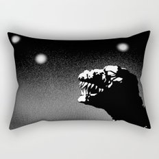 Godzilla Raids Again Rectangular Pillow
