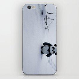 Zeke the Zen Panda iPhone Skin