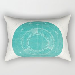 Uranus I Rectangular Pillow