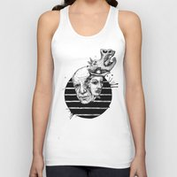 picasso Tank Tops featuring Picasso by Benson Koo