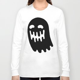 Dripping Ghost Long Sleeve T-shirt