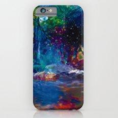 Cours d'eau iPhone 6s Slim Case