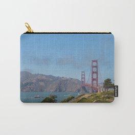 Golden Gate Bridge Carry-All Pouch