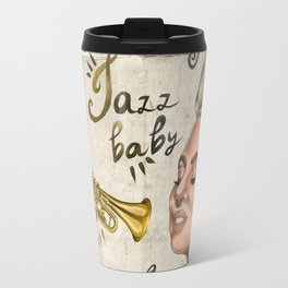 Jazz Baby Travel Mug