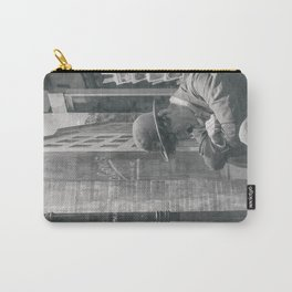 Little Tramp by the Window Carry-All Pouch