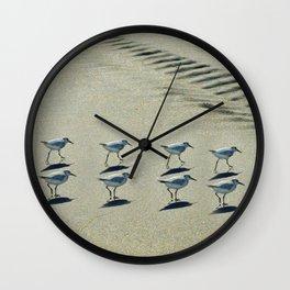 like herding cats Wall Clock