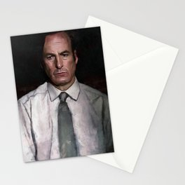The Encroaching Darkness - Better Call Saul Stationery Cards