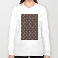 gucci Long Sleeve T-shirts featuring Addicted to Fashion by VilmosVagyoczki