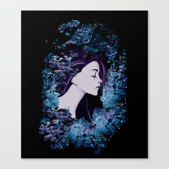 The Colorful Unknown Canvas Print