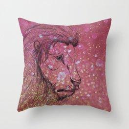 Spotlight on Cecil Throw Pillow