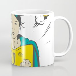 Sam KERR-POW! Coffee Mug