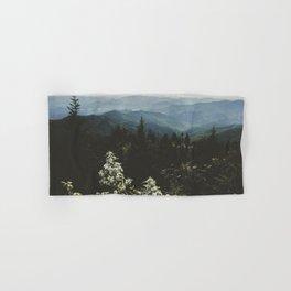 Smoky Mountains - Nature Photography Hand & Bath Towel