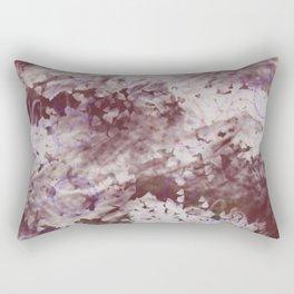 Texture Art - Bubbles Rectangular Pillow