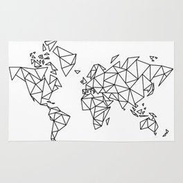 World map rugs society6 gumiabroncs Images