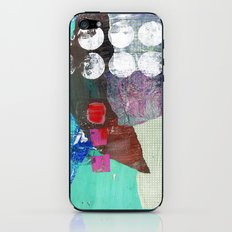 Collage 6 iPhone & iPod Skin