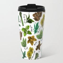 Tea Flavors // assorted teas for your enjoyment Travel Mug