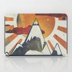 Mount Spitfire iPad Case