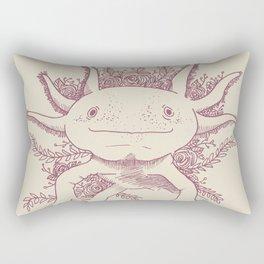 Axolotl Rectangular Pillow