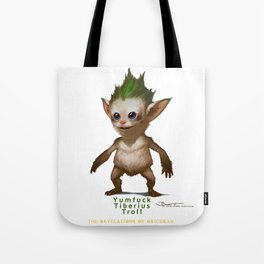 YT Troll - Revelations of Oriceran (C) Tote Bag
