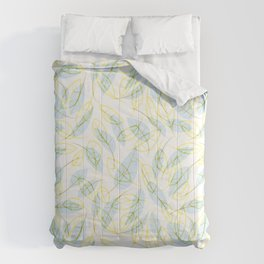 Wind and feathers Comforters