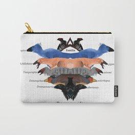 Dinosaur Family Carry-All Pouch
