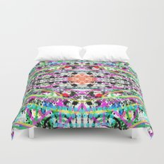 Day Glow Duvet Cover