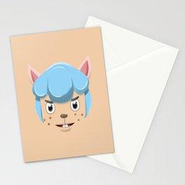 Animal Crossing Cyrus Stationery Cards
