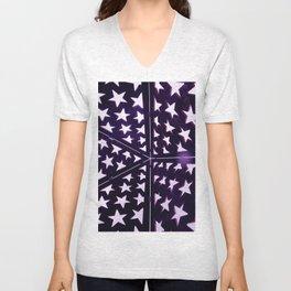 Star Gazing Unisex V-Neck