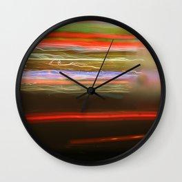Blur #1 Wall Clock