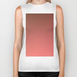 SUN MOUNTAIN - Minimal Plain Soft Mood Color Blend Prints Biker Tank