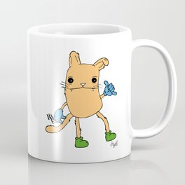 Mello Kitty Coffee Mug